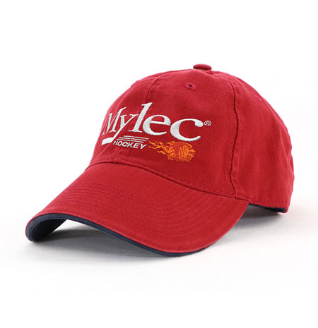 AH129 Enzyme Washed Cap with Sandwich