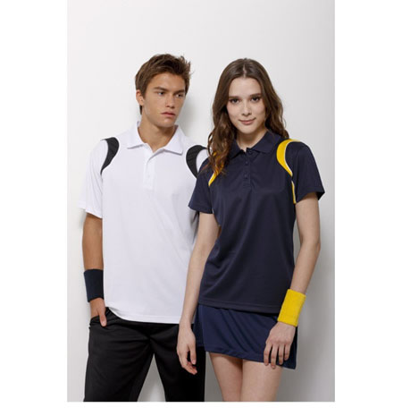 ST1238 Crescent Polo - Ladies