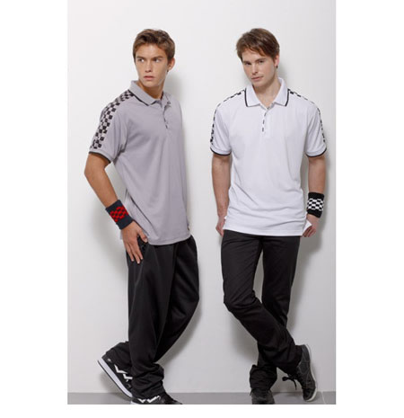 ST1239 Pitstop Polo - Unisex