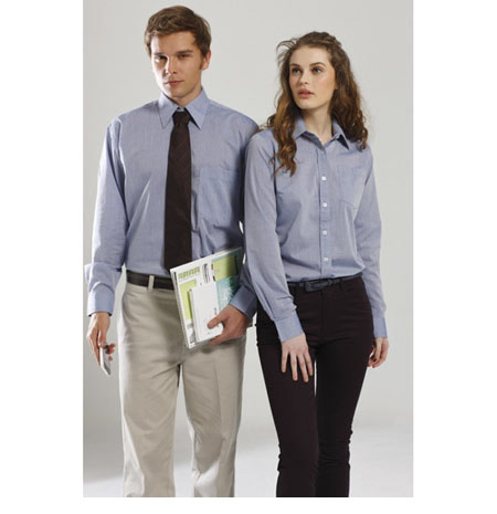 STB1031 Lancaster Business Shirt- Ladies