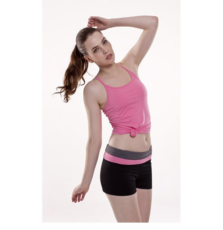 STS5038 Harmony Fitness Shorts- Ladies